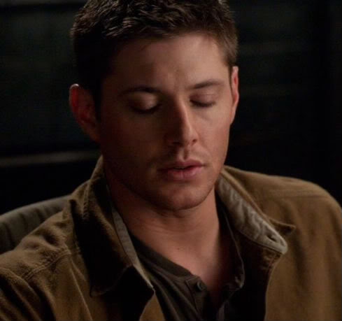 Jensen with closed eyes