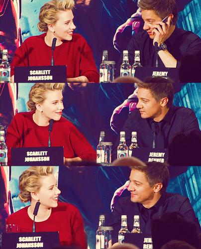 Jeremy & Scarlett <3