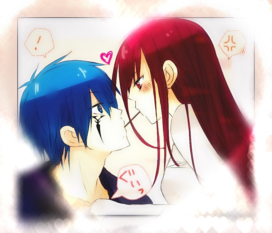 Jerza is LOVE!!!