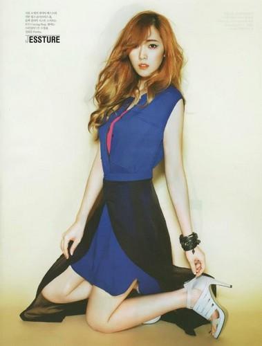Jessica @ Elle Girl Magazine