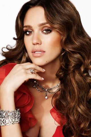 Jessica - Photoshoots 2011 - Marc Baptise - Latina (US)