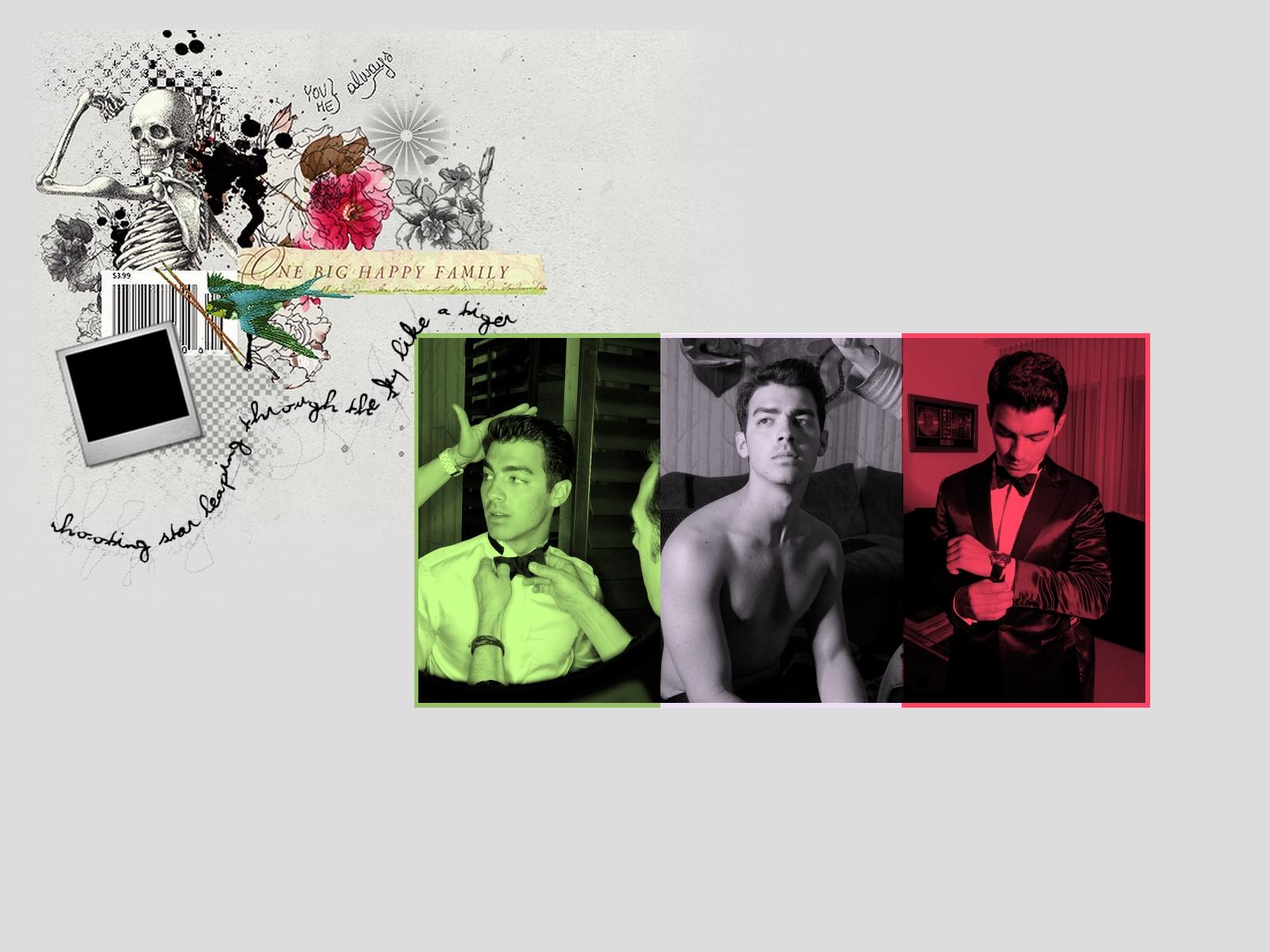 Joe Jonas fond d'écran