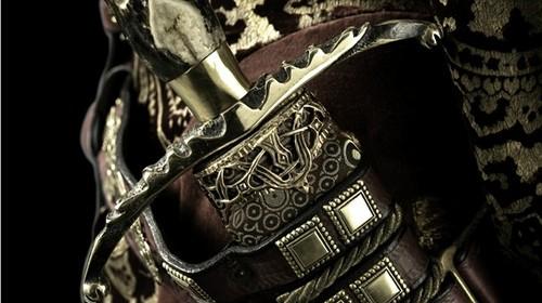 Joffrey's armor