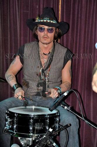 Johnny (5/25/12) - johnny-depp Photo