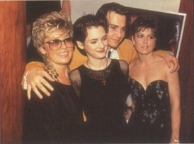 Johnny, Winona, Betty sue, Christie
