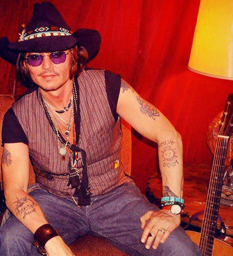 Johnny at Mint  - johnny-depp Photo