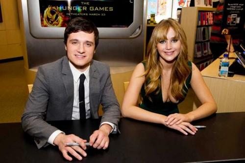 Josh and Jenn<3