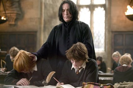Just Another Fan Girl - severus-snape Photo