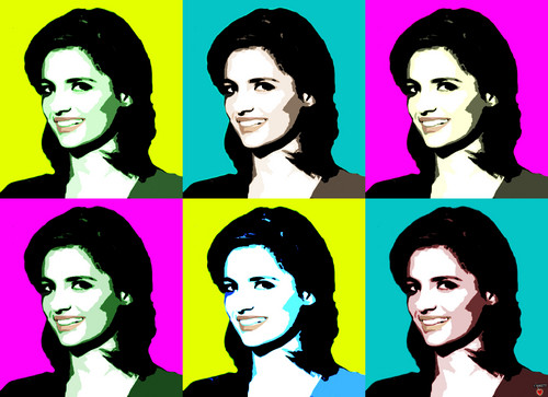 KATE - WARHOL - castle Photo