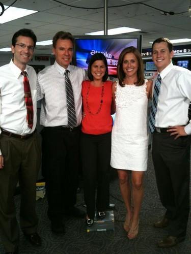 KMOV News Team, 2011