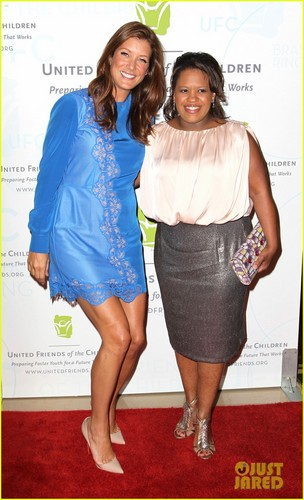 Kate Walsh: United Friends of the Children Benefit!
