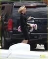 Katherine Heigl Takes Off with Baby Adalaide - katherine-heigl photo