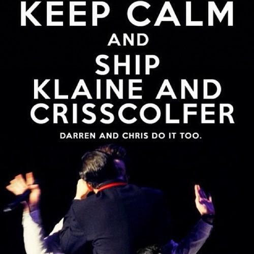 Keep calm and ship...