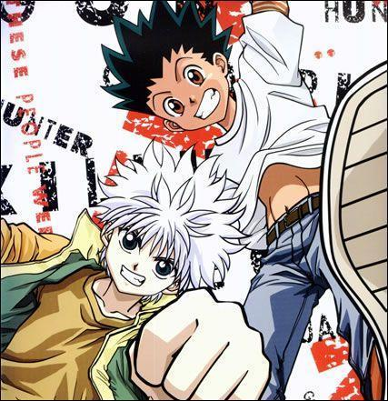 Killua-and-Gon