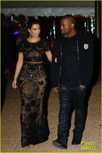Kim Kardashian: Cannes Events with Kanye West!