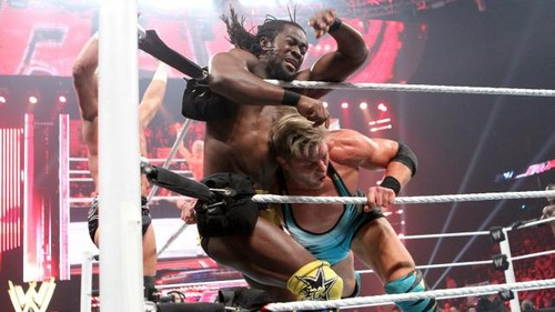 Kingston and Truth vs Swag and Zggler - jack-swagger Photo