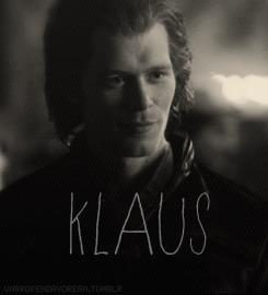 Klaus wallpaper containing a portrait called Klaus