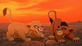Kovu and Vitani - the-lion-king-cubs photo