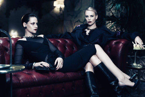 Kristen & Charlize Interview Magazine