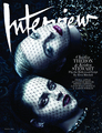 Kristen & Charlize Interview Magazine - snow-white-and-the-huntsman photo