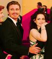 Kristen & Garrett Hedlund