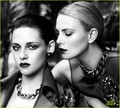 Kristen Stewart & Charlize Theron Cover 'Interview' June/July 2012 - charlize-theron photo