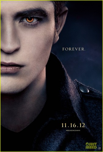Kristen Stewart: New 'Breaking Dawn - Part 2' Posters! - twilight-guys Photo