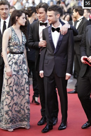 Kristen at the 65th Cannes Film Festival ['On the Road' Premiere] - kristen-stewart Photo