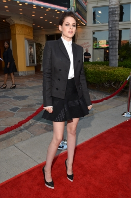 "Kristen at the ""Snow White and the Huntsman"" screening in LA.  - kristen-stewart Photo"