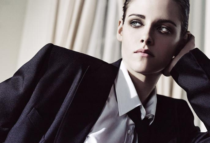 Kristen on ELLE USA