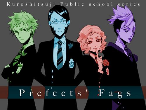 kuroshitsuji prefect's fags