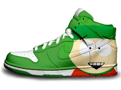 Kyle Shoes - kyle-broflovski Photo
