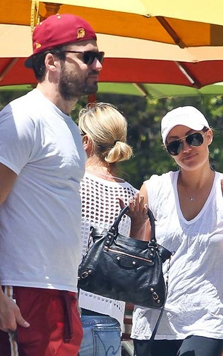 Lauren Conrad with her Boyfriend in Brentwood - lauren-conrad Photo