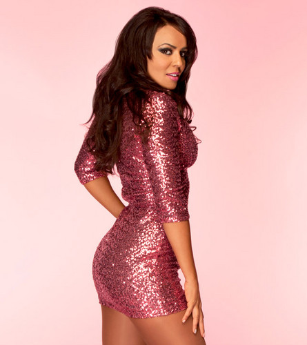 Layla (WWE) fond d'écran possibly containing tights, a leotard, and a bustier titled Layla Photoshoot Flashback