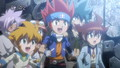 Legend Blader excluding Yu - beyblade-metal-fury photo