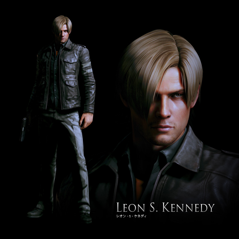 Resident Evil 6 Images Leon HD Wallpaper And Background Photos