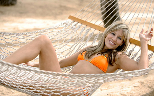 Lilian Garcia वॉलपेपर titled Lilian Garcia Photoshoot Flashback