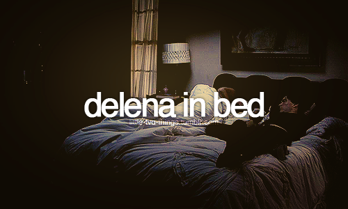 Little Delena Things We Liebe