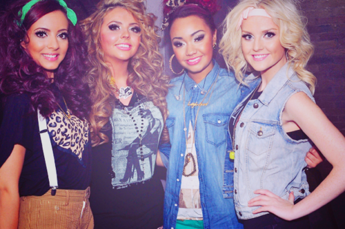 Little Mix wallpaper titled Little Mix♥