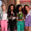 Little Mix on This Morning - 25th May 2012.