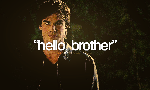 Little TVD Thing We amor