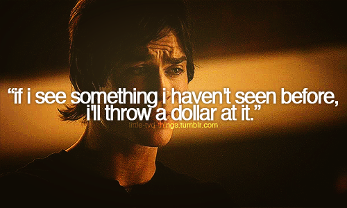 Little TVD Things We cinta