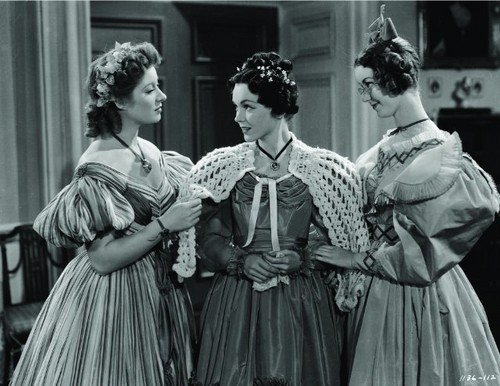 Lizzie, Jane and mary