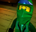 Lloyd, the green ninja