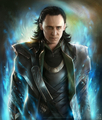 Loki - The Avengers - loki-thor-2011 fan art