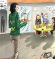Loki!!!!!! - loki-thor-2011 fan art