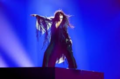Loreen performing @ Eurovision 2012