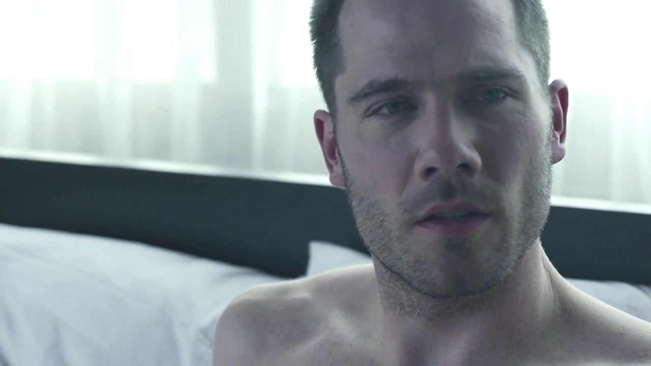 Luke Macafrlane in new short movie Erection