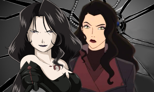 Lust and Asami crossover