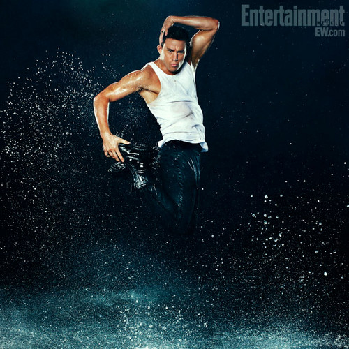 Magic Mike EW Outtakes - channing-tatum Photo